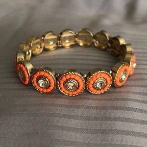 BaubleBar Elastic Bracelet- EUC